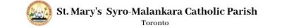 St. Mary's Syro-Malankara Catholic Church, Toronto Logo